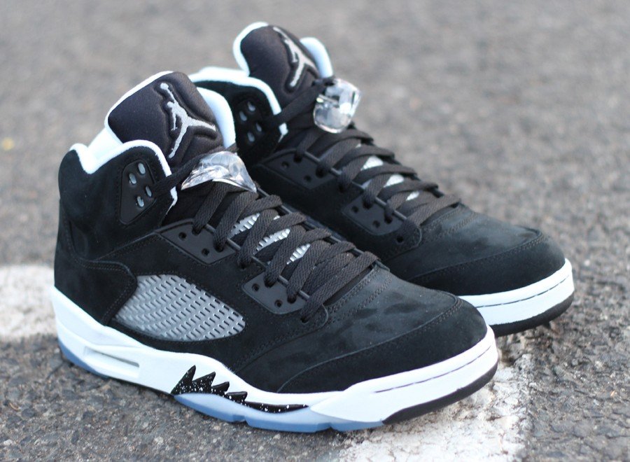Next To Real Retro S Fake Retro S: Jordan Retro 5 Oreo Real Vs Fake
