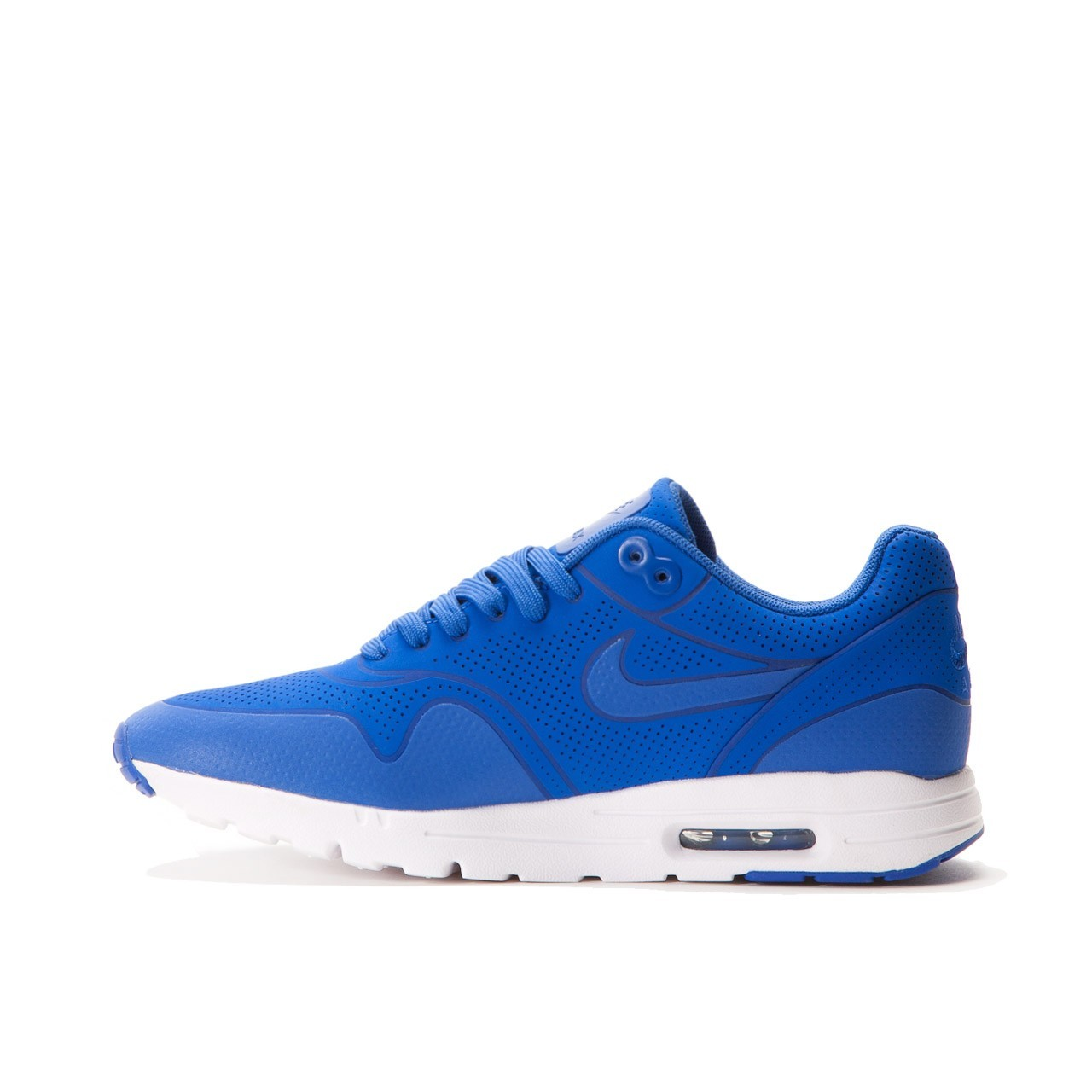 cheap nike air max 1 ultra moire game royal blue white men 39 s shoe for sale discount shop online. Black Bedroom Furniture Sets. Home Design Ideas