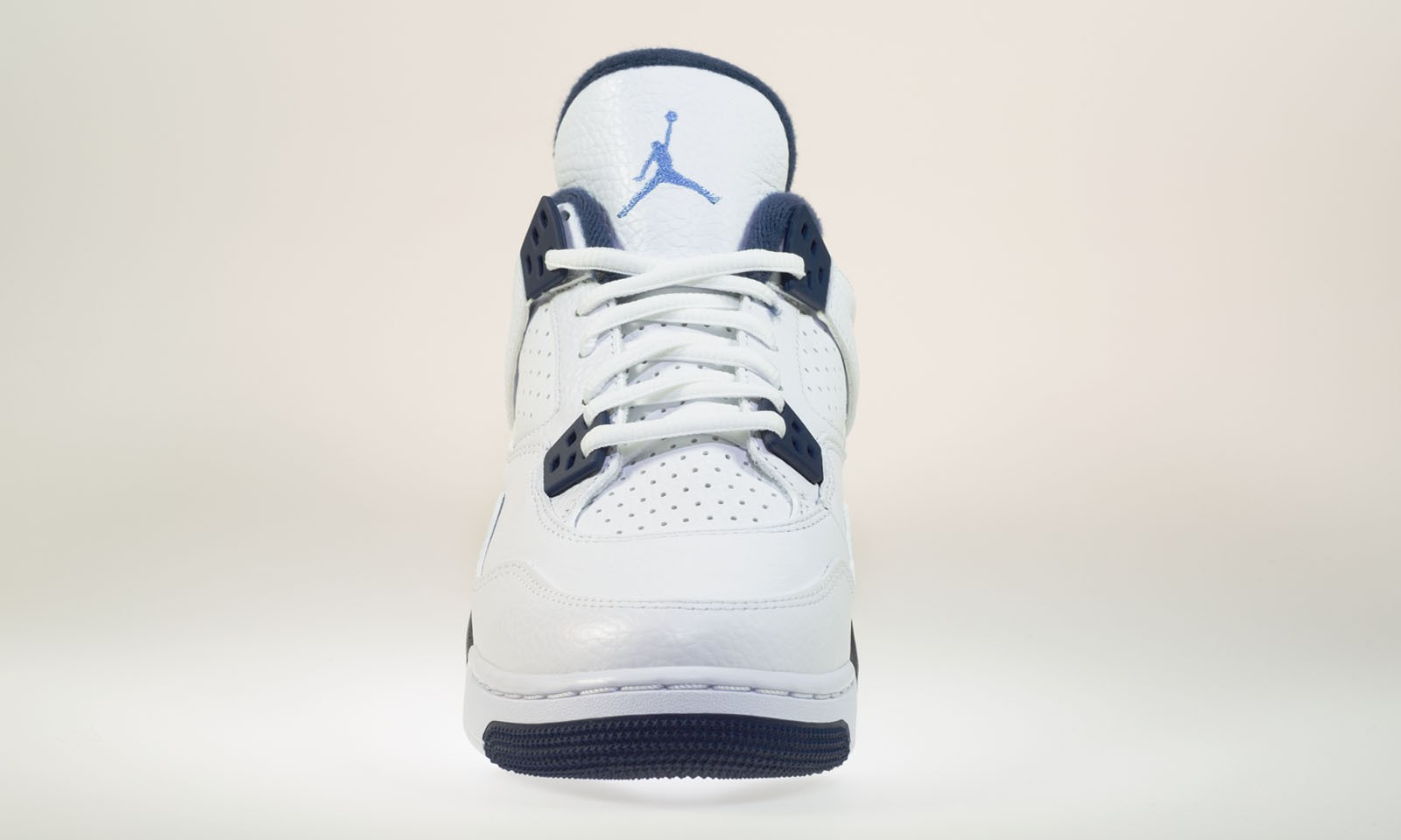 release date: 6df4c 788b4 ... Air Jordan 4(IV) Retro BG (Boys  GS) White Legend Blue ...