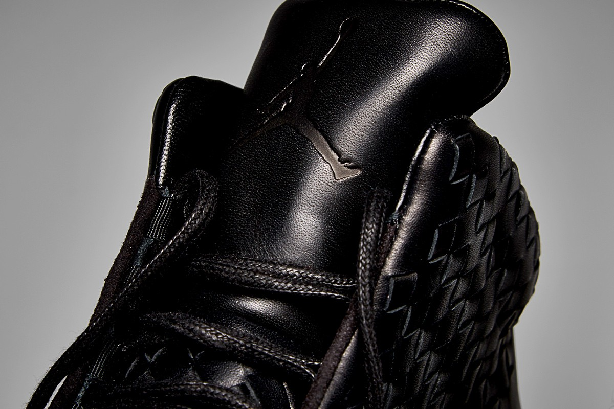 Air Jordan Shine Black Mens Shoes/Sneakers