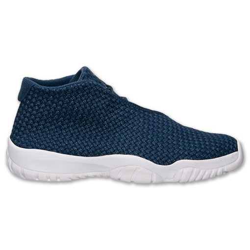 Air Jordan Future Woven Midnight Navy White 656503 400 Mens Shoes