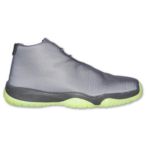 Air Jordan Future Reflective Silver Dark Grey Volt 656503 025 Mens Shoes