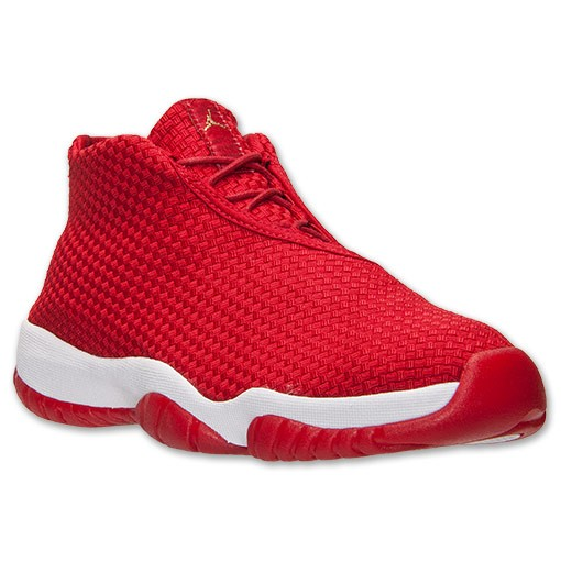 Air Jordan Future Gym Red Gym Red White 656503 601 Mens Shoes