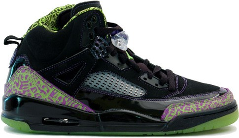 "Jordan Spizike ""Nelly"" Edition - GS - Basketball Shoes"
