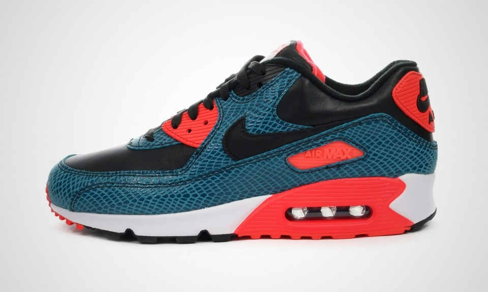 quality design f32a1 4bca0 Mens Nike Air Max 90 Anniversary Dusty CactusBlack-Infrared-White 725235-