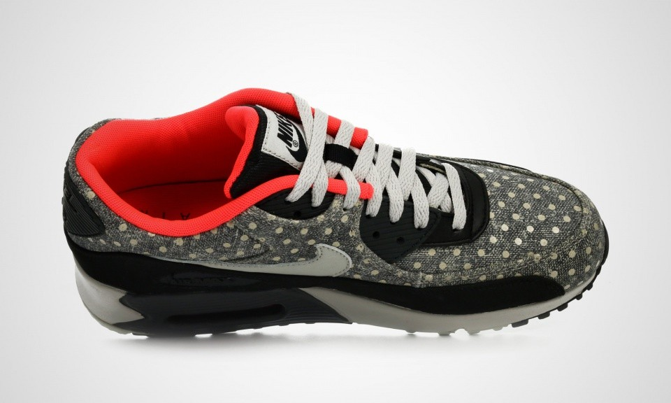 Mens Nike Air Max 90 Leather Premium
