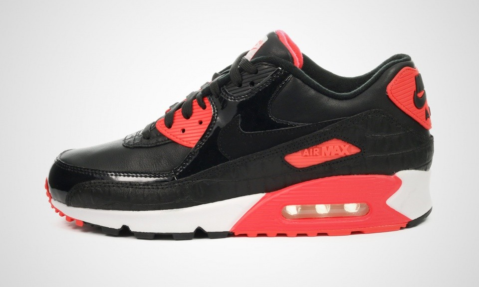 All Red Nike Air Max 90 Release BLEU