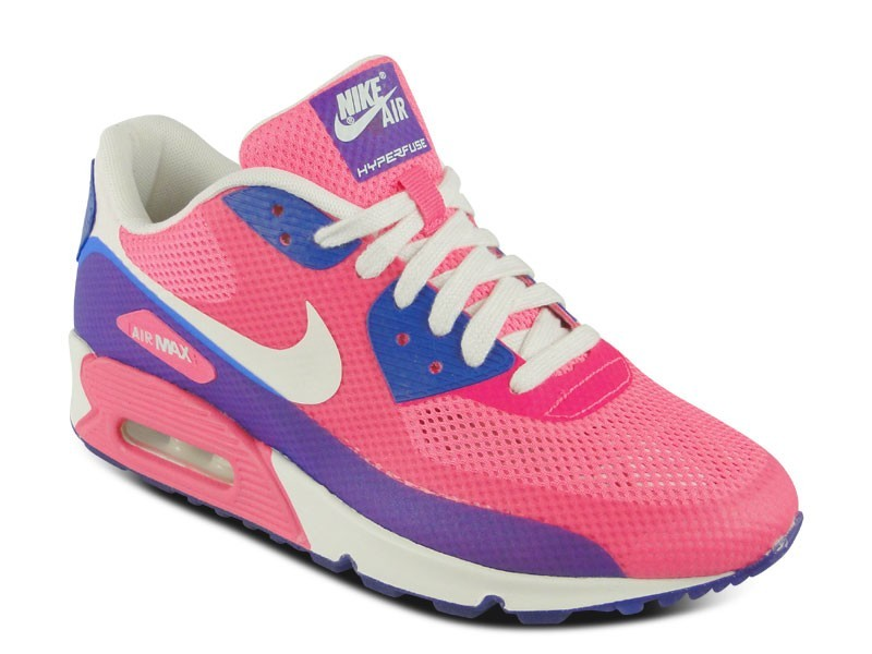 Best Selling Womens Nike Air Max 90 Hyperfuse Premium Pink