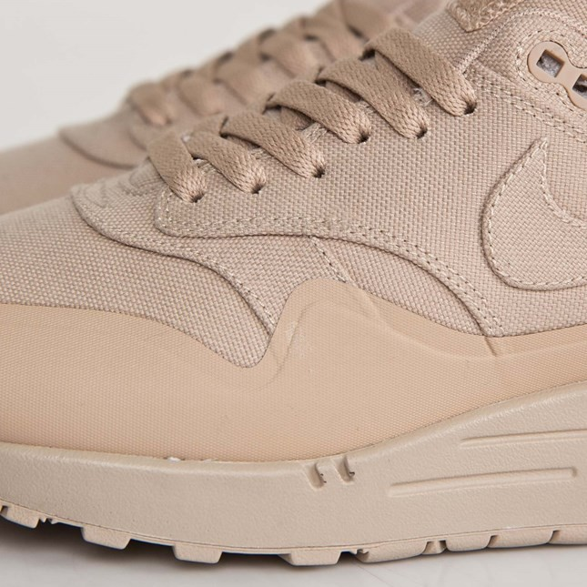 Mens Nike Air Max 1 V SP Patch Pack - Monotone Sand/Sand 704901-200 Casual Shoes