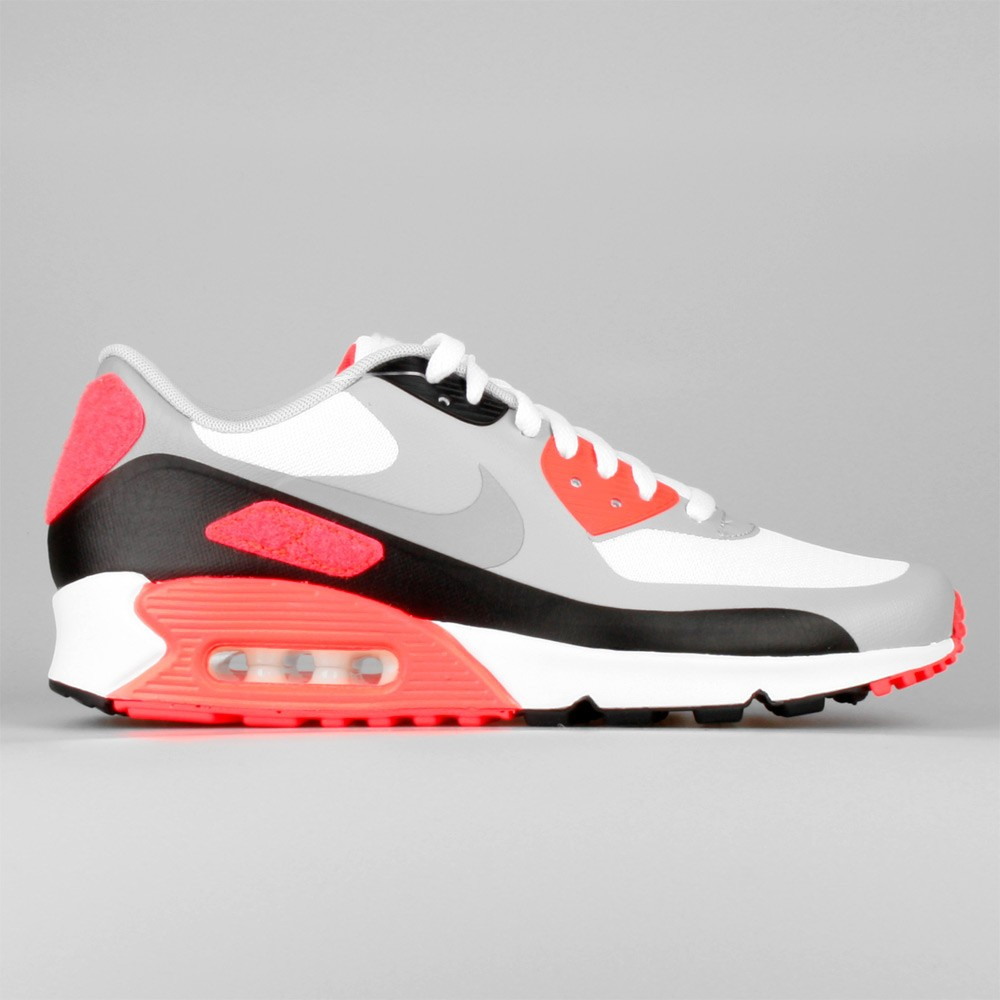 new authentic top brands low cost Buy Mens Nike Air Max 90 V SP Patch Infrared OG White/Cool Grey ...