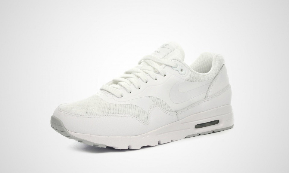 Cheap Real Womens Nike Air Max 1 Ultra Essential WhiteWhite