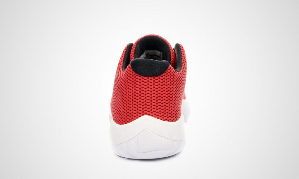 Mens Nike Air Jordan Future Low University Red/Black-White 718948-600 Trainer