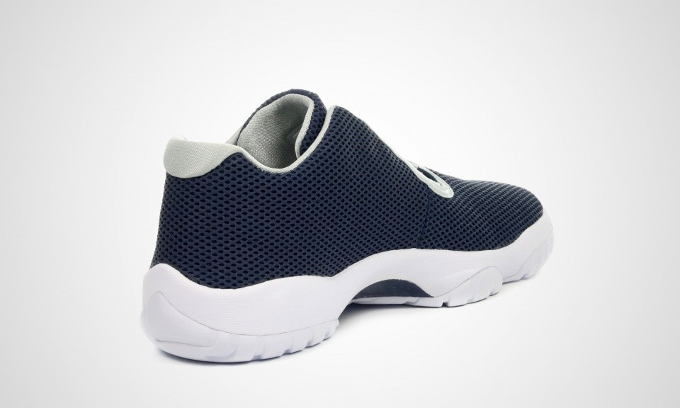 Mens Nike Air Jordan Future Low Midnight Navy/Grey Mist-White 718948-401 Casual Shoes