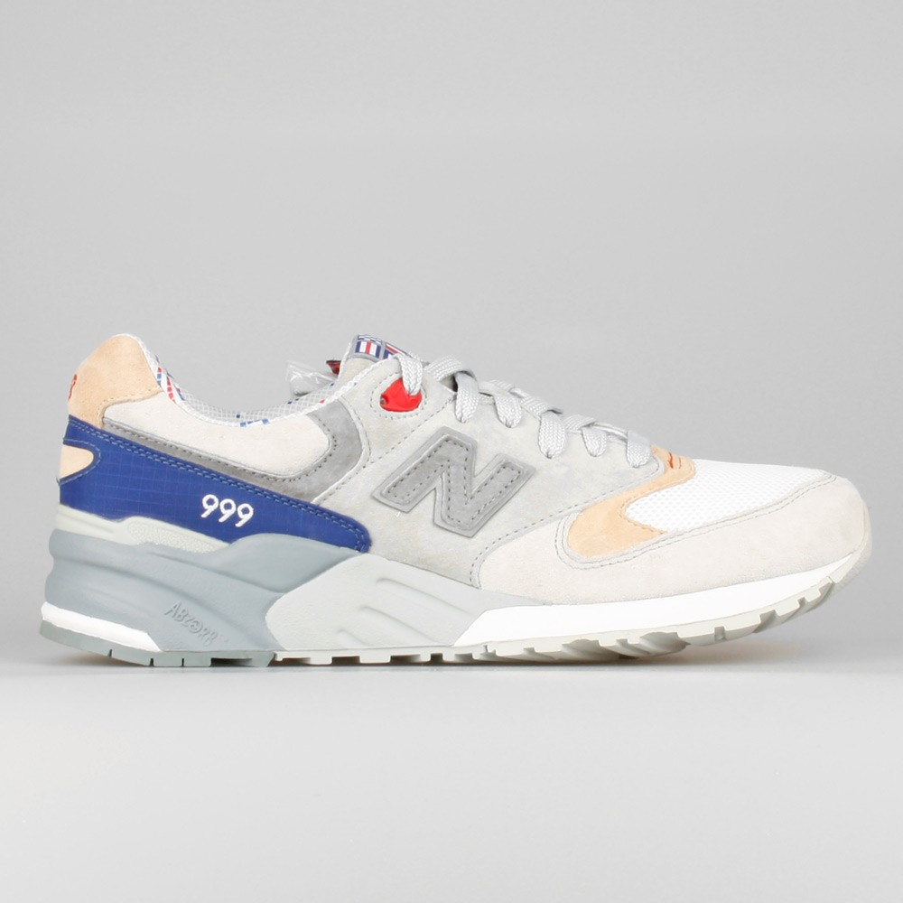 Concepts x New Balance 999 Kennedy ML999CP Womens Sneakers Grey Beige White  Blue Red ... d2be17ed4