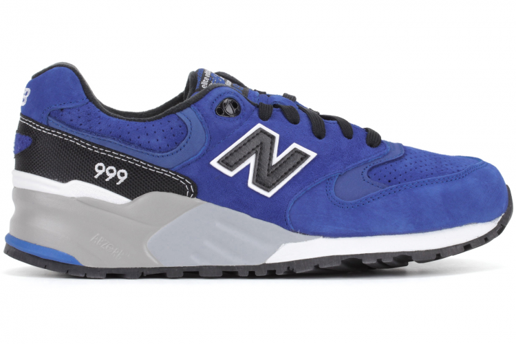 New Balance 999 Urban Sky ML999BE Elite Edition Walking Shoes For Men Blue Black