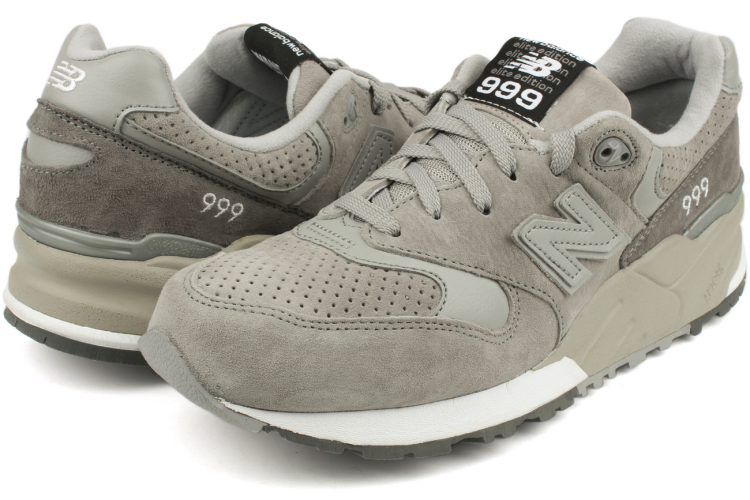 New Balance 999 Wanted Pack ML999MG Elite Edition Running Sneaker For Women Grey White
