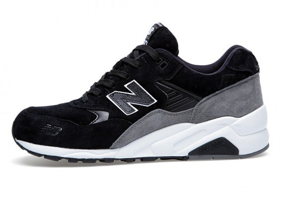 New Balance MT580 Wanted Pack Elite Edition Mens Shoes Black Grey White