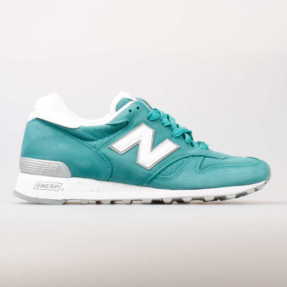 New Balance M1300 NW Mint Made In The USA Mens Walking Shoes Mint/White