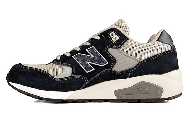 New Balance MT580 Elite RevLite Pack Sneakers For Men Navy With Grey & Cream