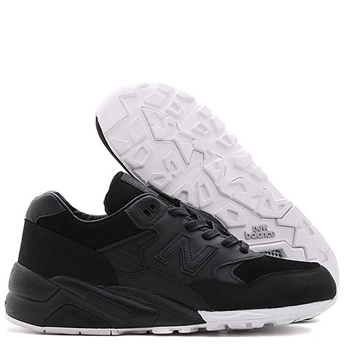 New Balance x Wings & Horns MT580 Mens Trainers Black