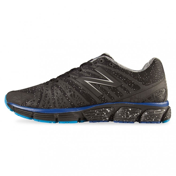 New Balance 890 Solar Eclipse Pack Men's Running shoes Black/Silver/Blue