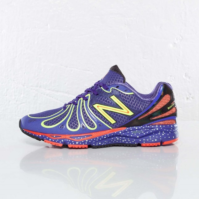 Women New Balance 890 Running shoes Purple W890BOS3