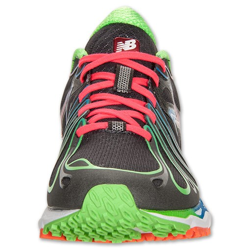 New Balance 890 Rainbow Womens Running shoes Dark Grey Lime Green Rose W890RB3 RB3
