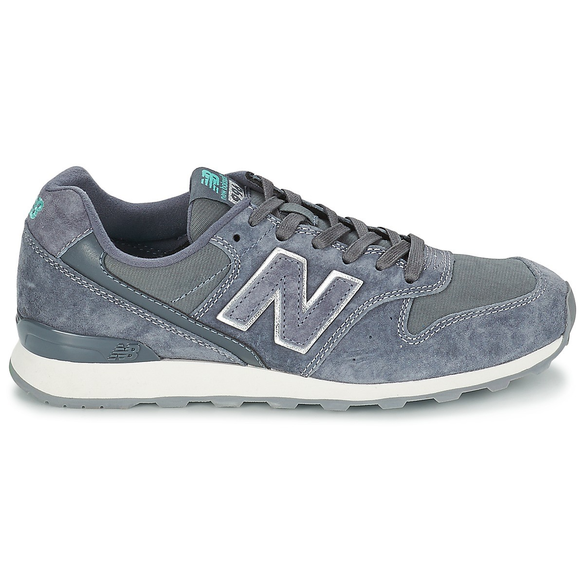 Womens New Balance WR996 Trainers Grey