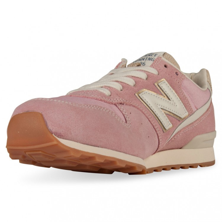 New Balance 996 Sneakers Womens Pink/White Pca WR996PCA