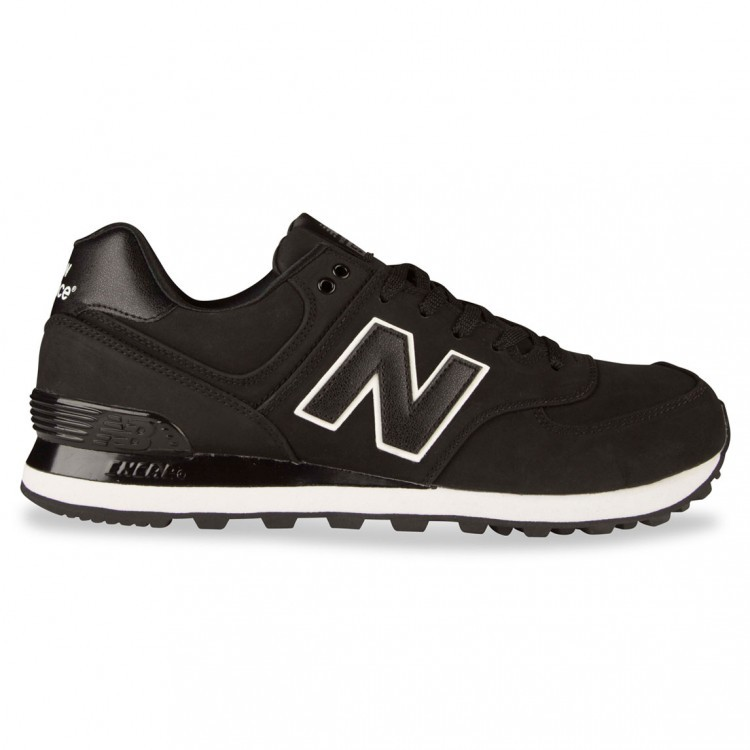 New Balance 574 SPK Shoes For Running Unisex Black/White