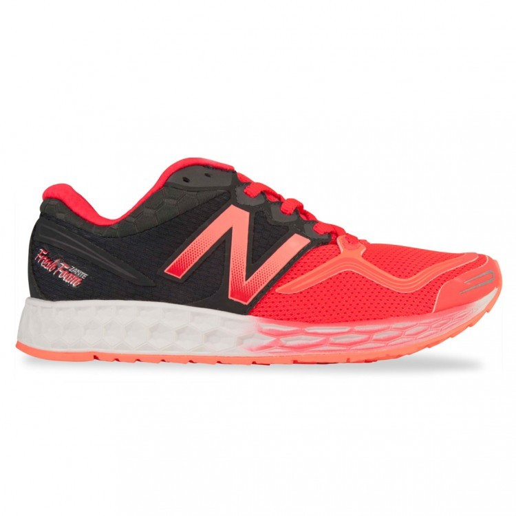 New Balance Zante Running Shoes Women Pink/Grey Wp