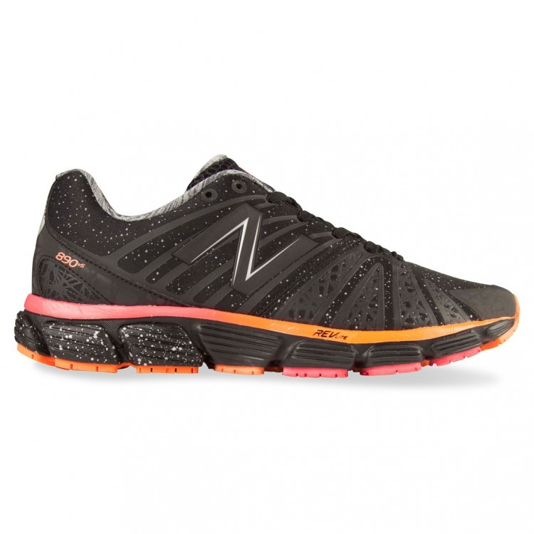 New Balance 890 Solar Eclipse Pack Running shoes Women Black/Silver/Pink