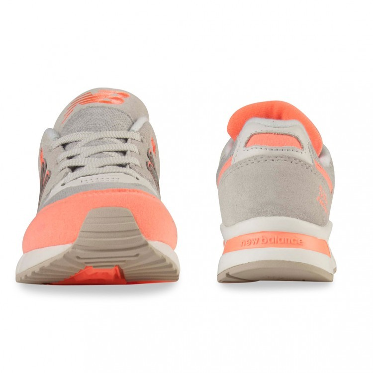 New Balance 530 Jersey Womens Sneakers Coral Grey Fim