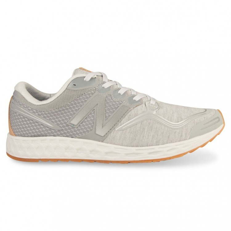 Men's New Balance Zante Premium Jersy Sneakers Grey/White Ag
