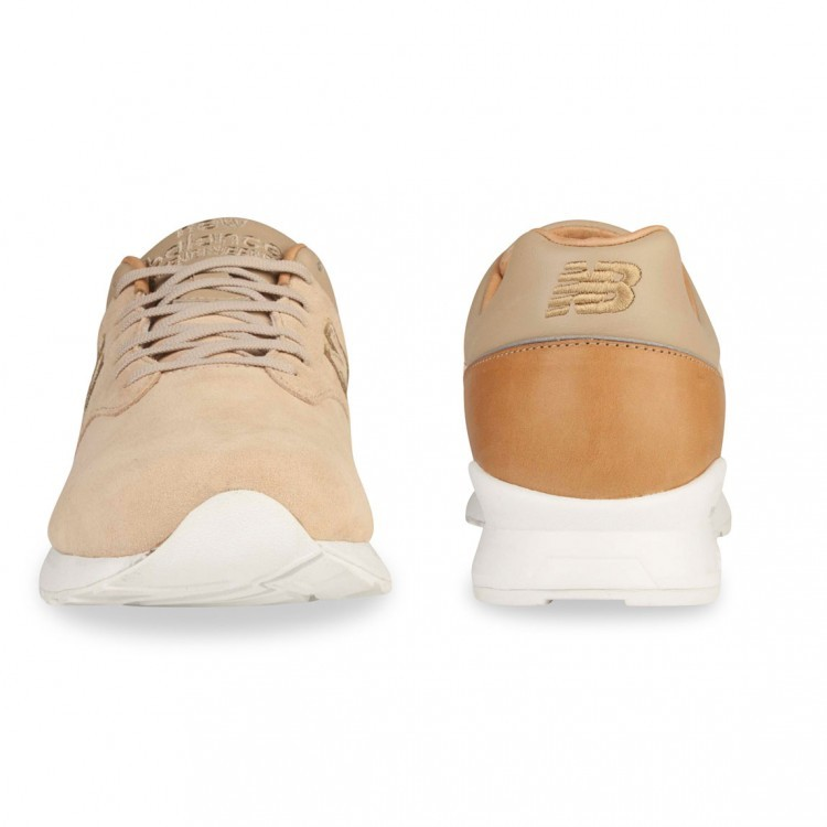 New Balance 1500 Reengineered Deconstructed Shoes Men Sand/Brown/White Ds