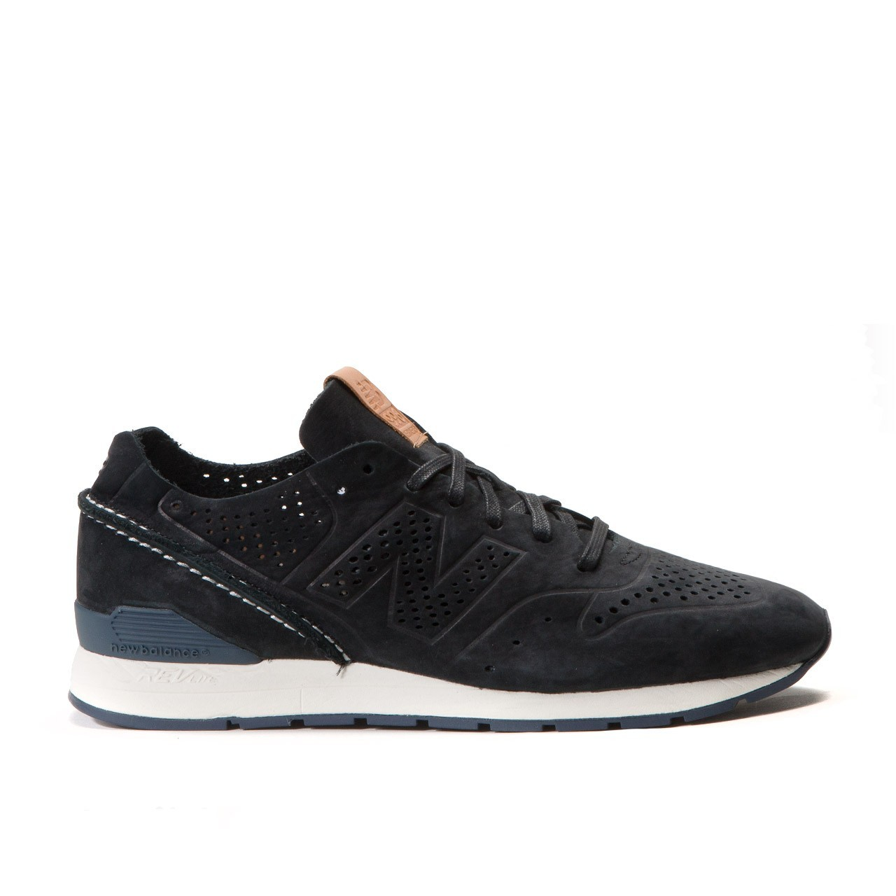 "Men's New Balance MRL 996 DX Reengineered ""Deconstructed Pack"" Trainers Black"