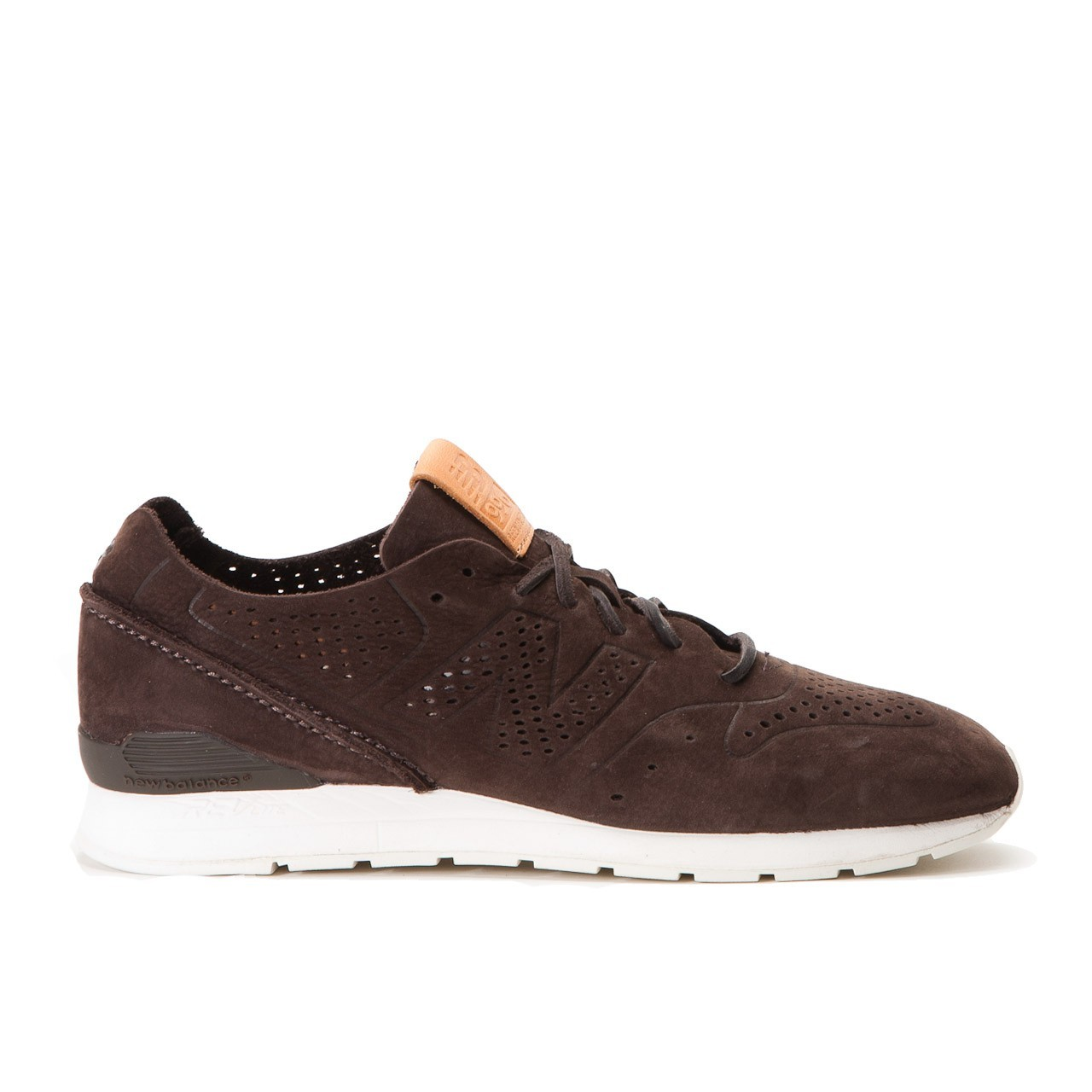"New Balance MRL 996 DA Reengineered ""Deconstructed Pack"" Mens Runner Trainers Dark Brown"