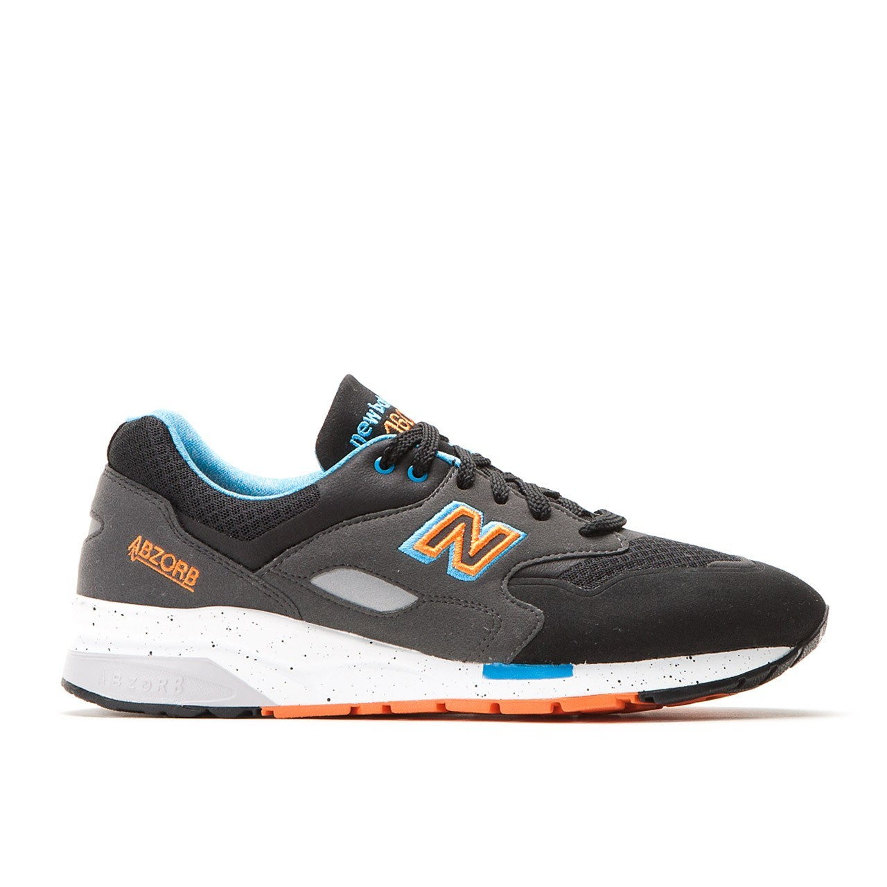 New Balance CM 1600 KO Trainers For Men Black Blue Orange White