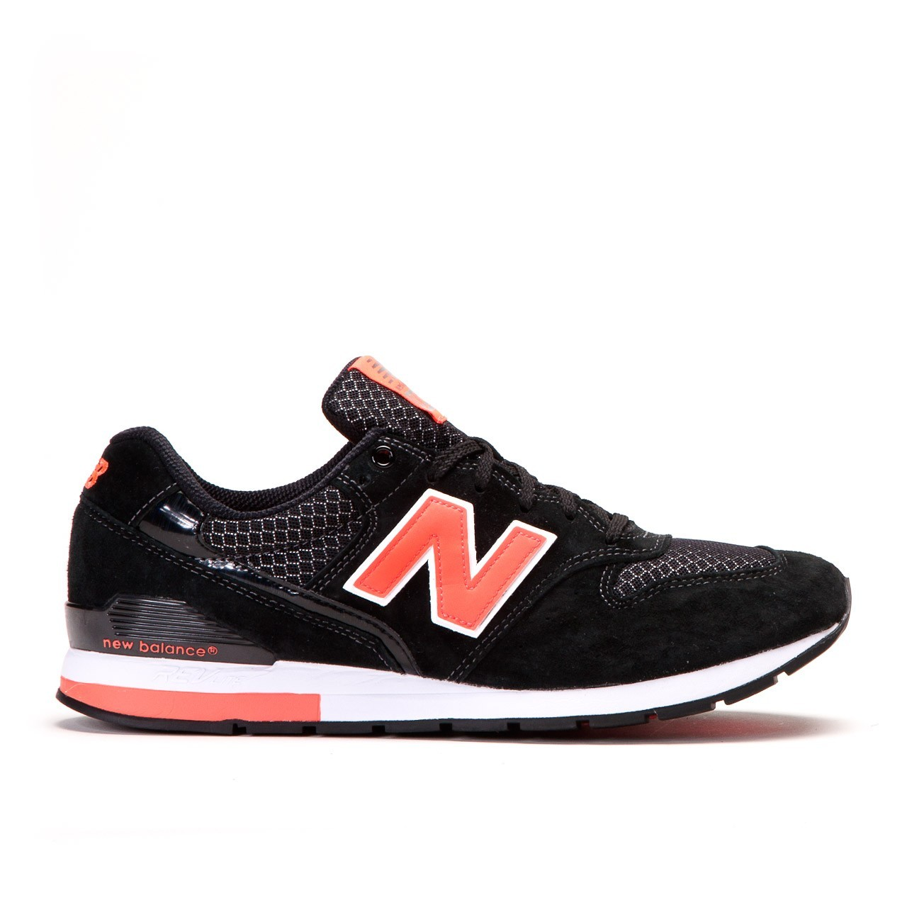 New Balance MRL 996 EP REVlite Womens Trainers Prism Violet Black Coral White