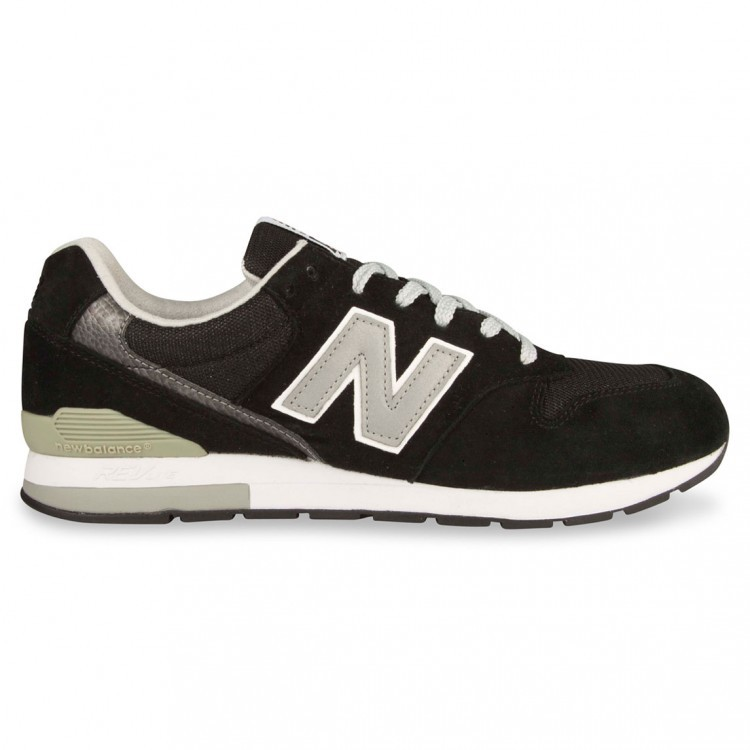 New Balance RevLite 996 Trainers For Men Black/Silver Bl