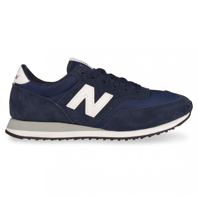 New Balance 620 Womens Shoes Navy/White Nvy