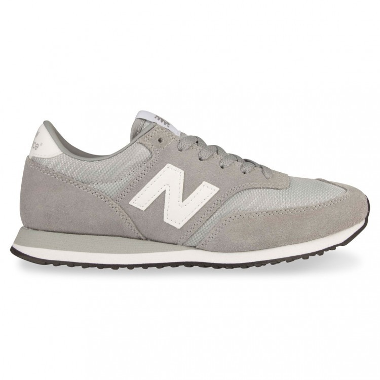 Womens New Balance 620 Trainers Grey/White Gry