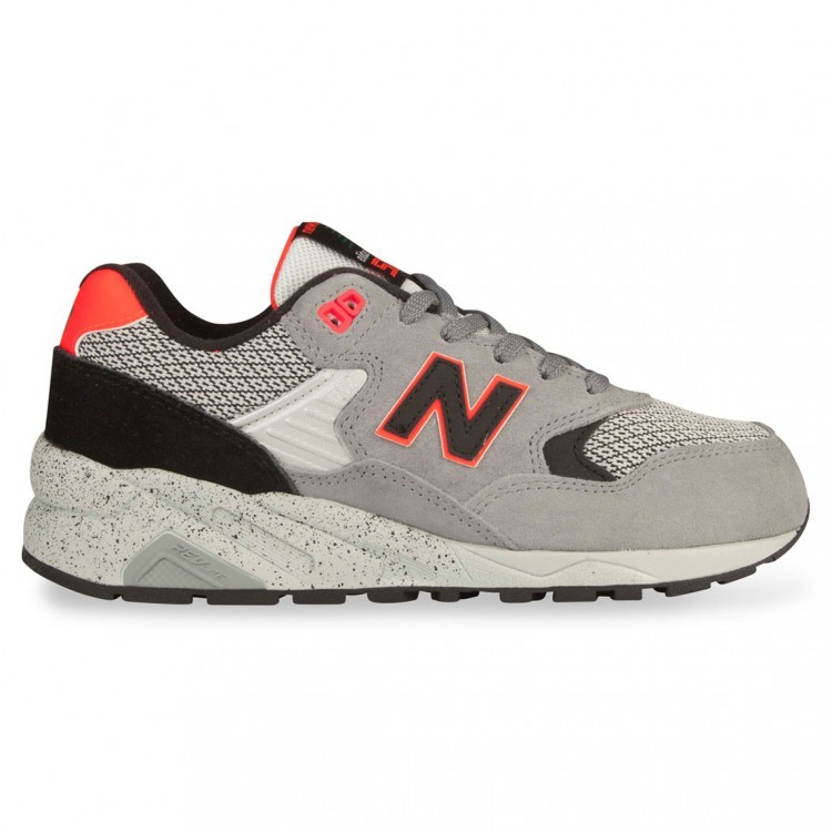New Balance RevLite 580 Elite Edition Shoes For Women Grey/Black/Lava Ct