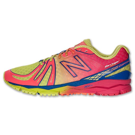 New Balance W890 Rainbow Running shoes Women Yellow Pink Blue W890RA2 RNB
