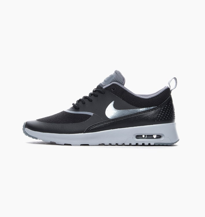 Nike Wmns Air Max Thea Black/Cl Grey 599409-015